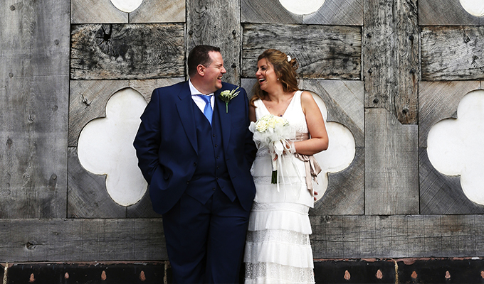 Eve and James Wedding Photography Testimonial